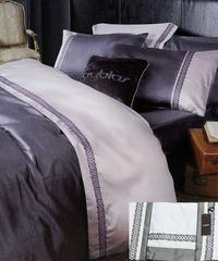Постельное белье 2 спальное евро макси Byblos Dandy Verde