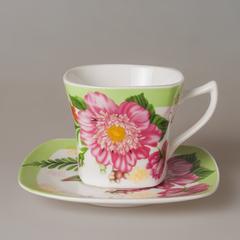 Набор чайный (1 чашка +1 блюдце) 220мл 0030101