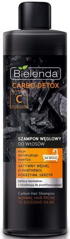 CARBO DETOX Угольный шампунь для волос 250мл