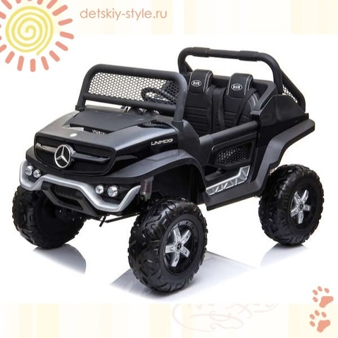"""Багги Mercedes-Benz """"Unimog Concept P555BP"""" 4WD"""