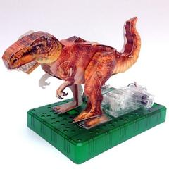 Электронный 3D-конструктор Тираннозавр