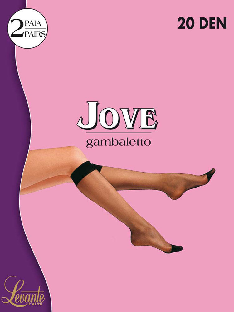 Женские гольфы Jove 20 Levante