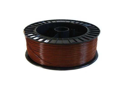 Пластик ABS REC 2.85 мм 2 кг., коричневый