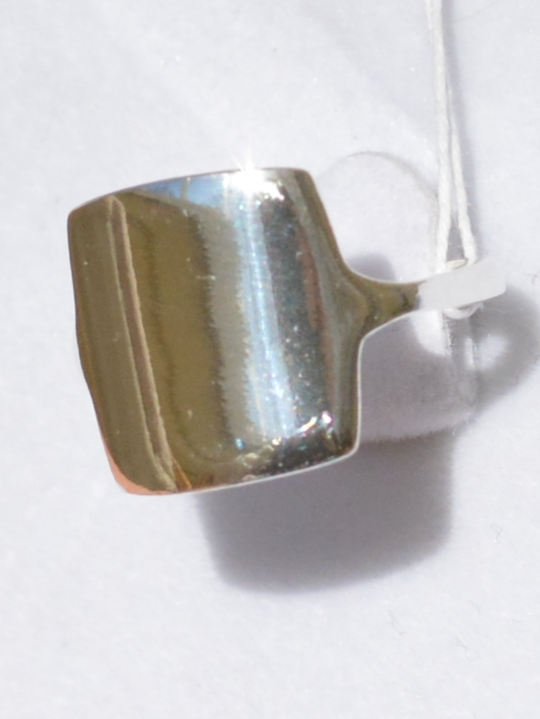 Квадратик  (кольцо из серебра)