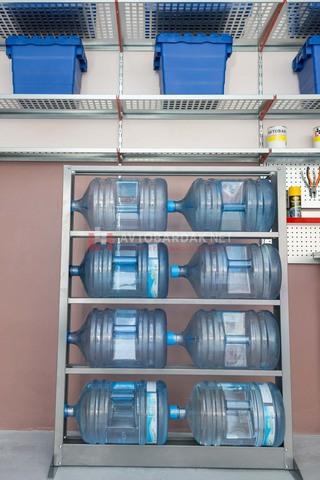 Подставка для воды — стеллаж для 10 бутылей 19 литров
