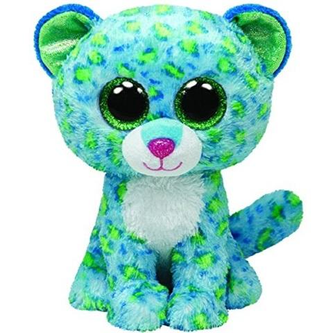 Бирюзовый Леопард