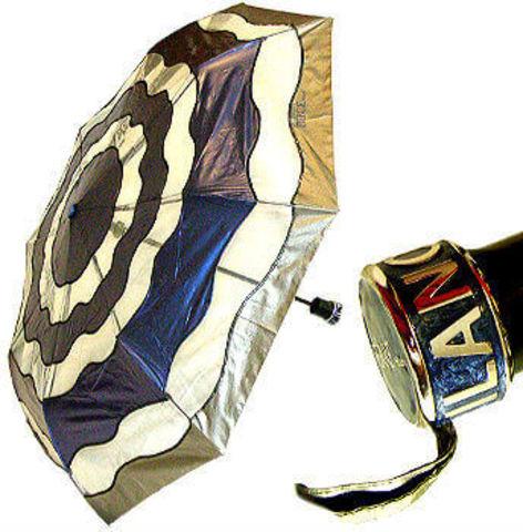 Зонт складной Ferre GF 2032-2 Blue