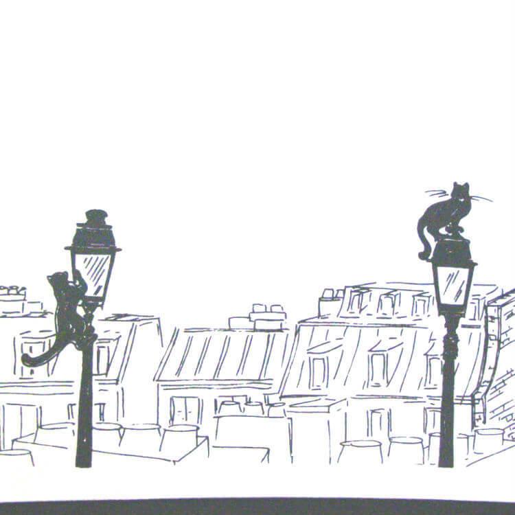 Зонт складной Guy de Jean 3458-1 Montmarte