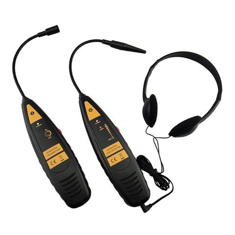 МАСТАК (105-90003C) Детектор утечек, ультразвуковой, кейс, 3 предмета