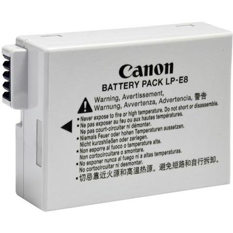 Аккумулятор Canon LP-E8 для Canon EOS 550D 600D 650D 700D