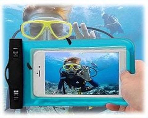 Купить подводные чехлы для смартфонов