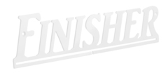 Медаллер Finisher White