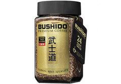 Кофе растворимый BUSHIDO Gold, 100г
