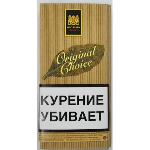 Табак Mac Baren Original Choice (Трубочный) - (40 гр)