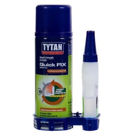 Клей контантный двухкомпонентный Tytan Professional Quick Fix / Титан Квик Фикс