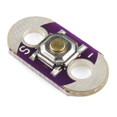 LilyPad-кнопка