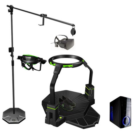 Комплект Virtulus (Oculus CV1, Virtuix Omni, Мощный ПК)