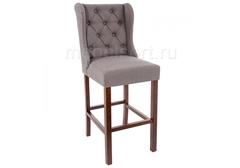 Барный стул Лутон (Luton) серый
