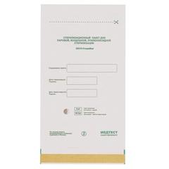 Пакет для стерилизации ПБСП-Стеримаг (Бумага, белый, 75х150 мм, 100 шт/упк)