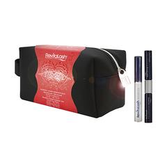 Revitalash Kit - Набор (усилитель роста ресниц, основа под тушь, тушь иссиня-черная)