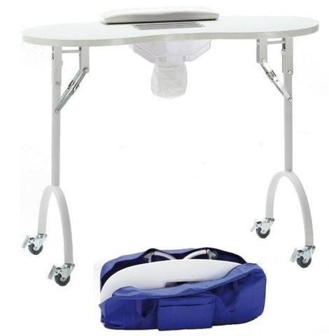 Складной стол для маникюра Nails travel