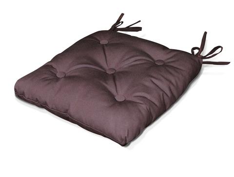 Подушка на стул Браун уличная коллекция
