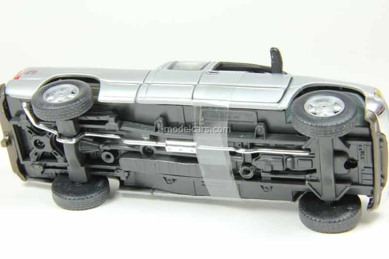 GMC SIerra silver 2000 Cararama 1:43 – buy in online shop, price