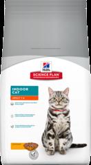 Корм для кошек, живущих дома Hill`s Science Plan Adult Indoor Cat, с курицей