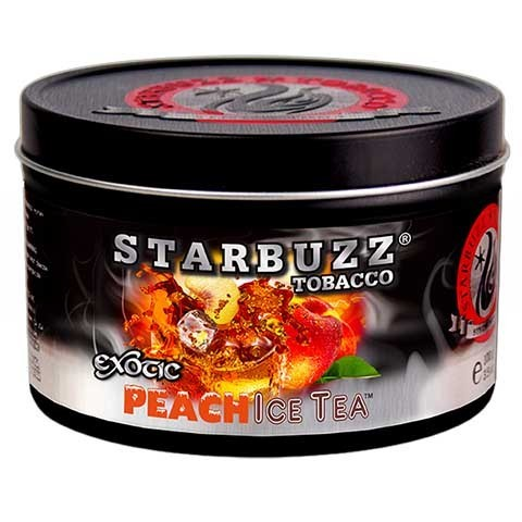 Starbuzz Peach Ice Tea