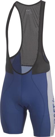 Велокомбинезон Craft Performance Logo мужской синий с чёрным