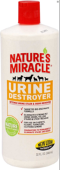 8in 1 Nature's Miracle уничтожитель пятен и запахов для собак