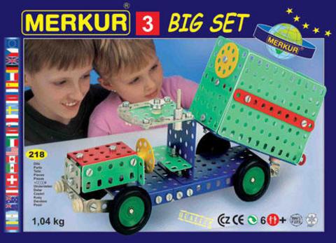 Merkur М-3208 Металлический конструктор MERKUR 3