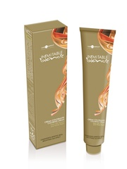 INIMITABLE blonde coloring cream antigiallo 100ml крем-краска анти-желтый