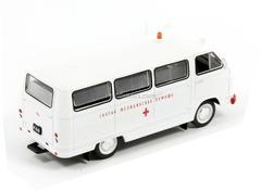 RAF-977IM Ambulance USSR 1:43 DeAgostini Service Vehicle #76