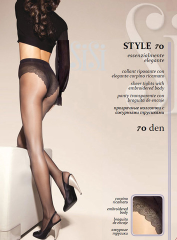 Колготки Style 70 Sisi