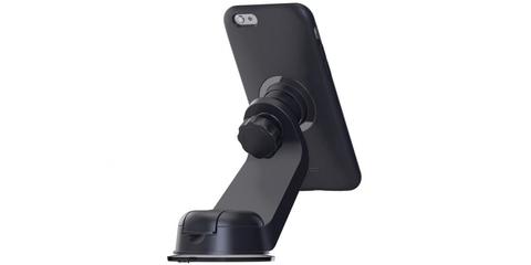 Автомобильный держатель присоска для смартфона SP Suction Mount вид сзади