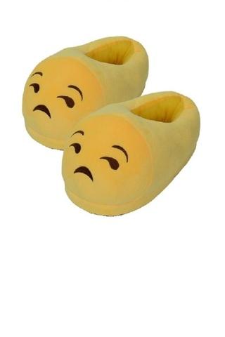 """Тапочки Emoji """"Грустный"""""""