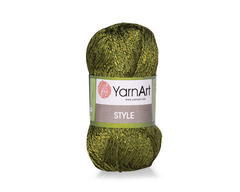 STYLE  (Yarn Art)