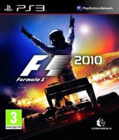Sony PS3 F1 2010 (русская версия)