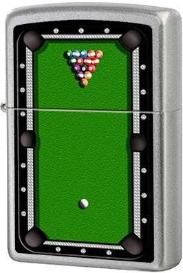 Зажигалка Zippo №205 Pool table