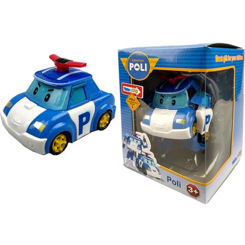 Игрушка Робокар Поли в индивидуальной упаковке Poli 1кор*1бл*1шт