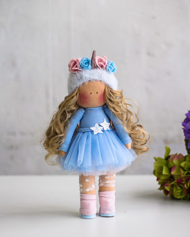 Лялька Міка - Collection Funny dolls