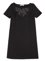 GDR002988 Платье женское, черное