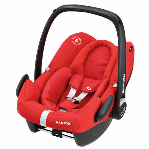 Автокресло Maxi-Cosi Rock Nomad Red