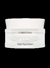 Wish night eye cream - Ночной крем для кожи вокруг глаз