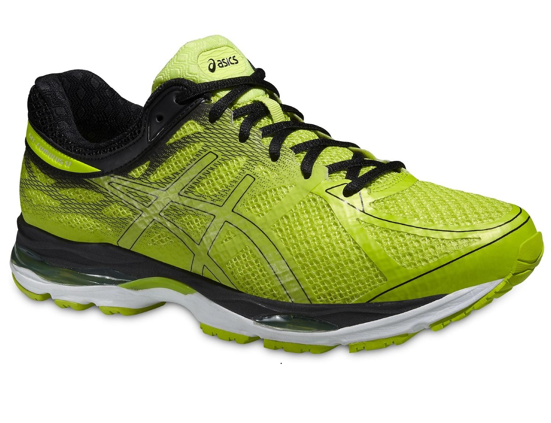 Мужские кроссовки для бега Asics Gel-Cumulus 17 Light-show (T51PQ 0404) желтый