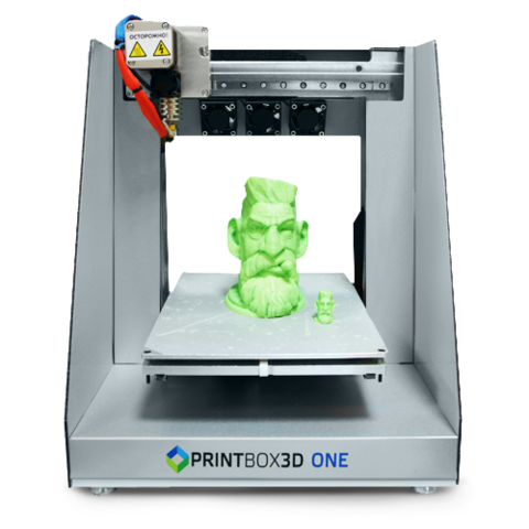 Фотография PrintBox3D One — 3D-принтер