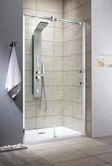 Душевая дверь  Radaway Espera DWJ L  110x200 см. левая, профиль хром, стекло прозрачное 380111-01L