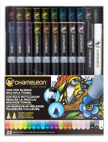 Набор маркеров Chameleon, 22 шт. (снять с производства)