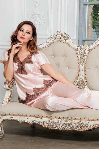Пижама Marilin 3106 Pink Mia-Amore